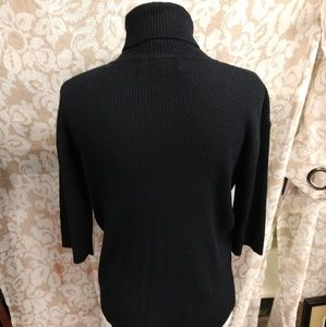 Jones New York Sweaters - Jones New York  Essentials Sappire Turtleneck NWT